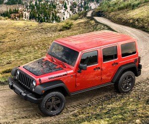 Jeep Confirms Diesel and Hybrid Power for Next-gen Wrangler