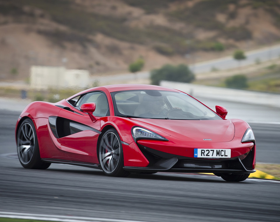 Mclaren Announces Four New U S Dealerships 95 Octane