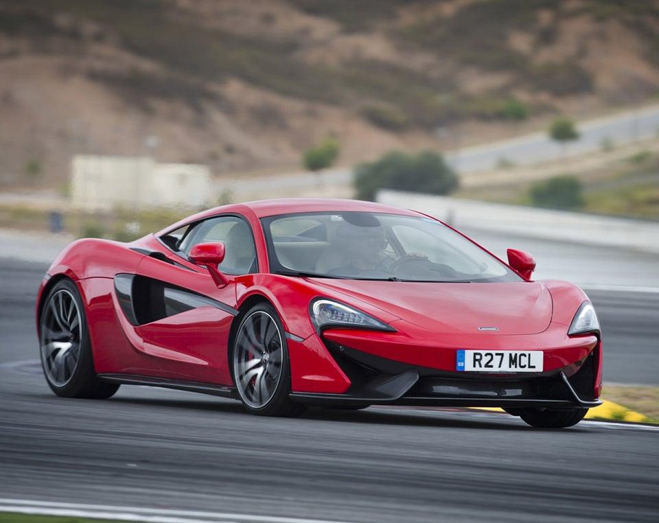 McLaren Announces Four New U.S. Dealerships