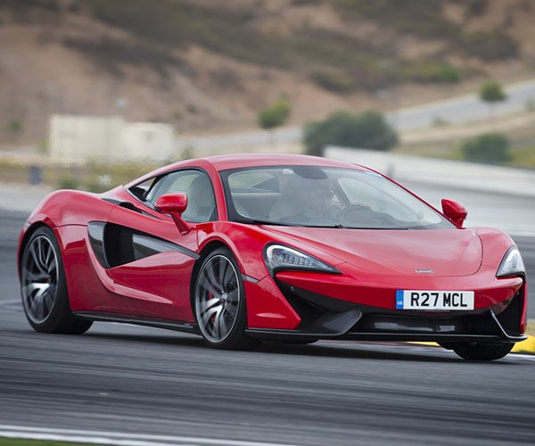 McLaren Announces Four New U.S. Dealerships