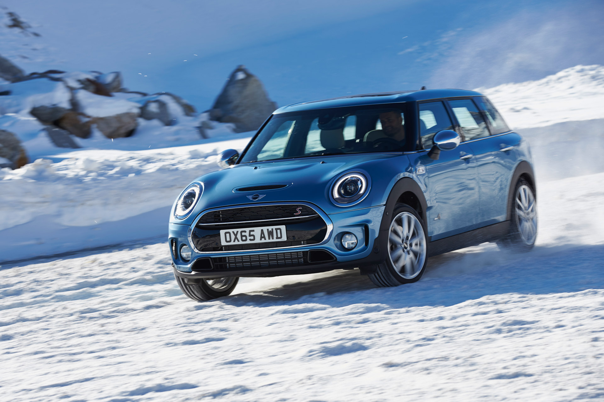 MINI Clubman ALL4: Fun 4ALL