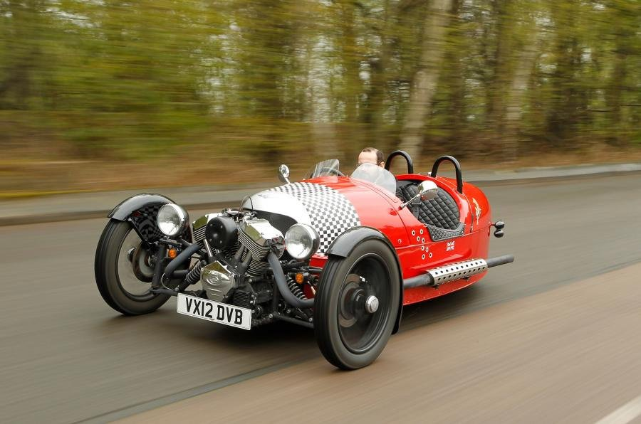 morgan motor company lands 6m for new powertrains 95 octane. Black Bedroom Furniture Sets. Home Design Ideas