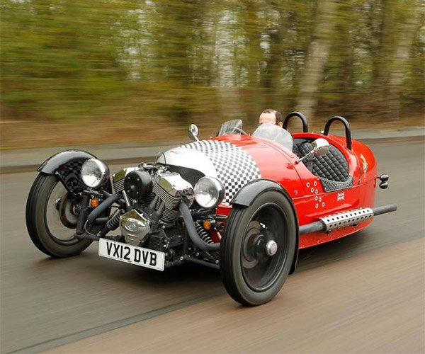 Morgan Motor Company Lands £6m for New Powertrains