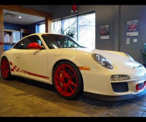 Geeking out with the Porsche GT3 RS