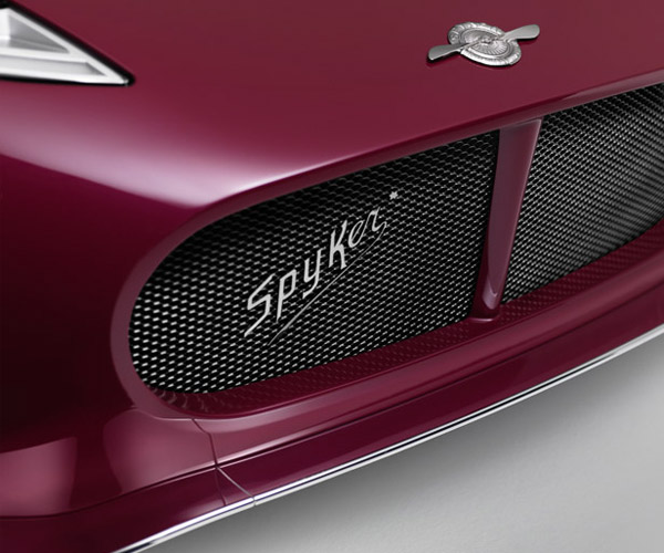 Spyker May Unveil New Sports Car in Geneva
