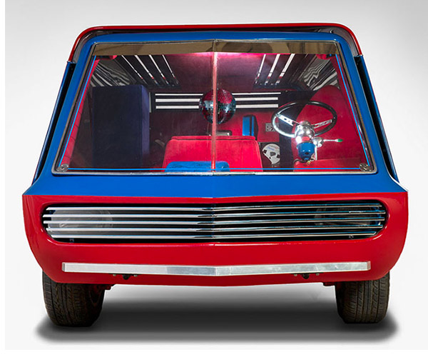 Far Out 1966 Barris Custom SuperVan Heads to Auction