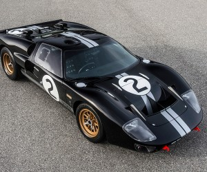 Superformance GT40 Mk. II 50th Anniversary Replica