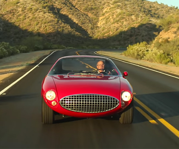 Take a Ride In This One Off 1961 Coachbuilt Corvette