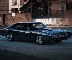 Dodge Charger Tantrum Dominates Tires with 1650hp