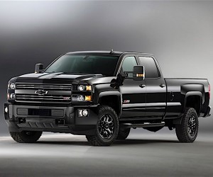 "Chevrolet Expands ""Midnight Edition"" Package to All Trucks"