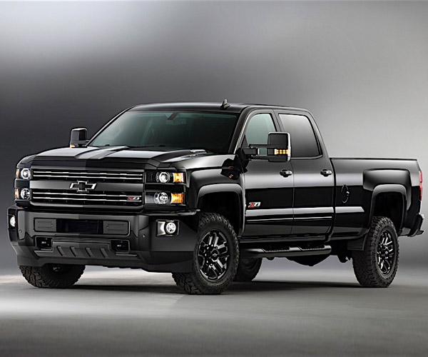 chevrolet expands midnight edition package to all trucks the thrill of driving. Black Bedroom Furniture Sets. Home Design Ideas