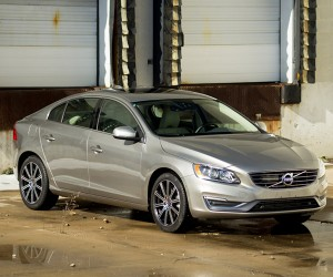 Road Test: 2016 Volvo S60 T5 Inscription FWD