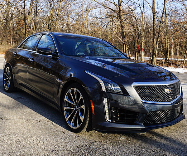 The 2016 Cadillac CTS-V: A Gentleman and a Monster