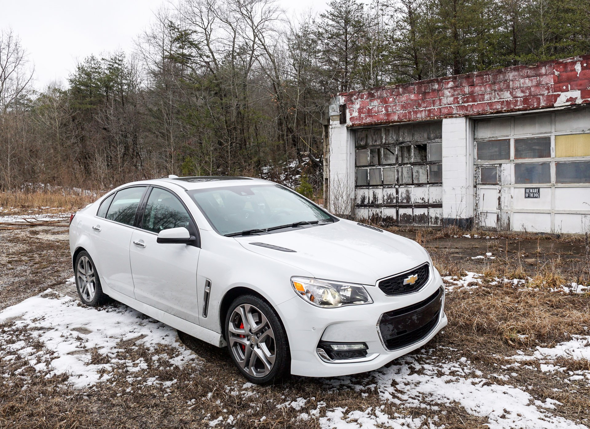 We Road Tripped to the Daytona 500 in a 2016 Chevy SS