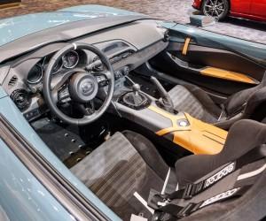 Mazda MX-5 Speedster Concept Interior