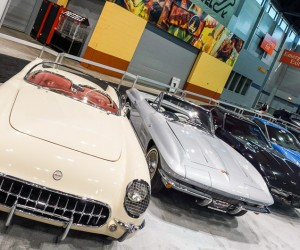 Chevy Corvettes Through the Years