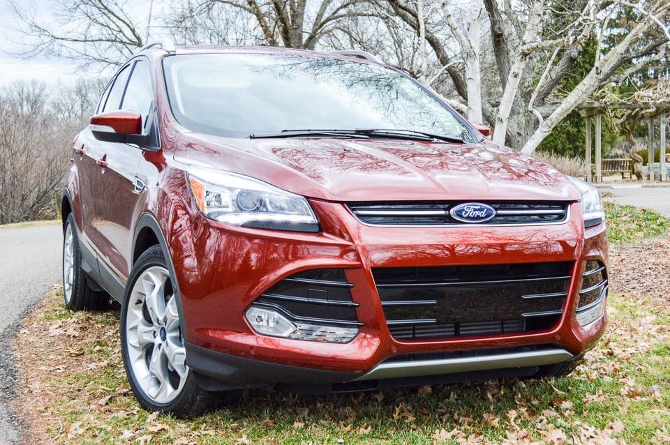 Review 2016 Ford Escape Titanium