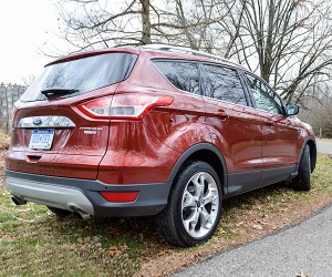 Review: 2016 Ford Escape Titanium