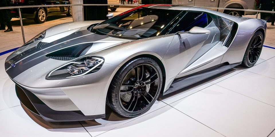 Ford GT Application Process Wants to Know Your Plans