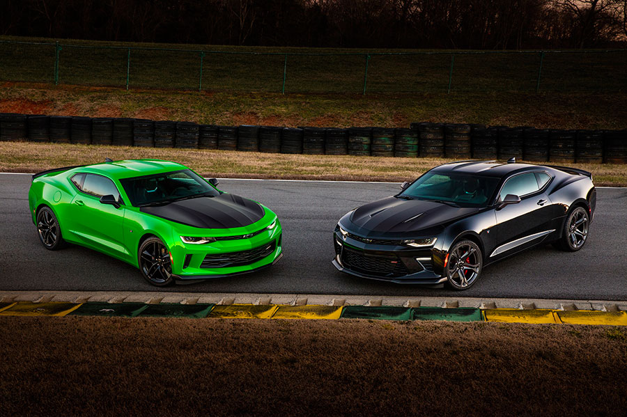 Camaro 1LE Package Returns for SS and V6 Camaro Buyers