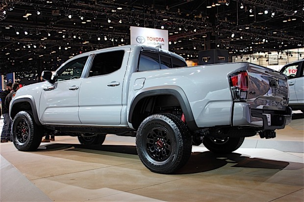 2017 Toyota Tacoma TRD Pro Reveal in Chicago_7