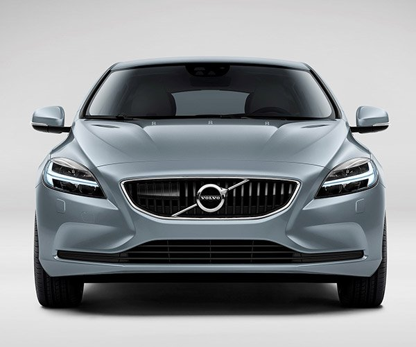 volvo v40 facelift brings lots of blue and thor s hammer the thrill of driving. Black Bedroom Furniture Sets. Home Design Ideas