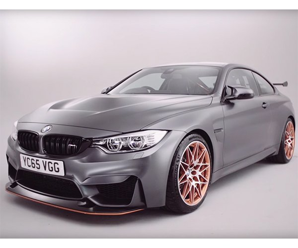 BMW M4 GTS Proves There Is a God – And He's a Car Guy