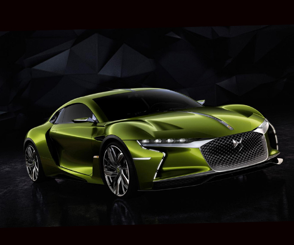 DS E-Tense Supercar Concept Is Avant-Garde, Awesome