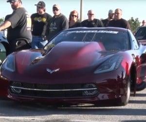 Does This 3500 Horsepower C7 Corvette Have a HEMI?!