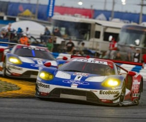 Entire Ford GT Race Team Invited to 24 Hours of Le Mans