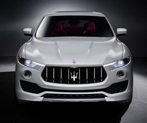 Meet Levante, Maserati's First Ever SUV