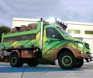 Sprinter Extreme Concept is an Off-road Dump Truck
