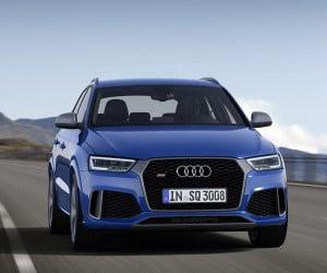 2017 Audi RS Q3 performance