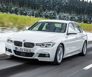 2016 BMW 330e Plug-in Hybrid Power Specs Revealed
