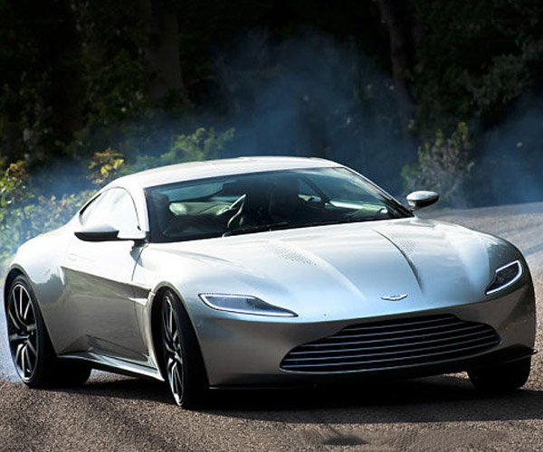 Spectre Aston Martin DB10 Fetches $3.4M at Auction