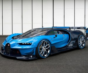 Bugatti Vision Gran Turismo Sounds as Insane as it Looks