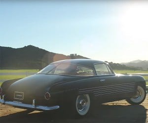 The Ghia That Didn't Win Back Rita Hayworth's Heart