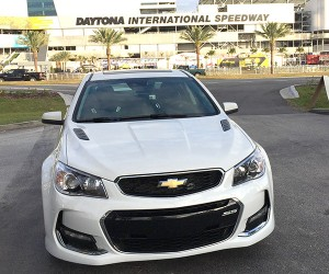 Chevy to Let Buyers Try Their New Cars at Daytona