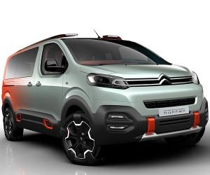 Citroën SpaceTourer Hyphen Concept Van