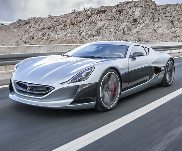 Rimac Concept_One Production Version to Debut in Geneva