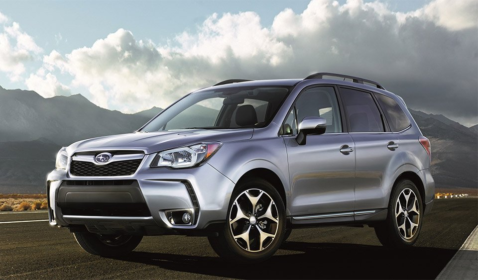 Subaru Surprises on Consumer Reports Top Auto Brands List