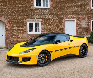 Lotus Evora Sport 410 is the Best Way to Lose 150 Pounds