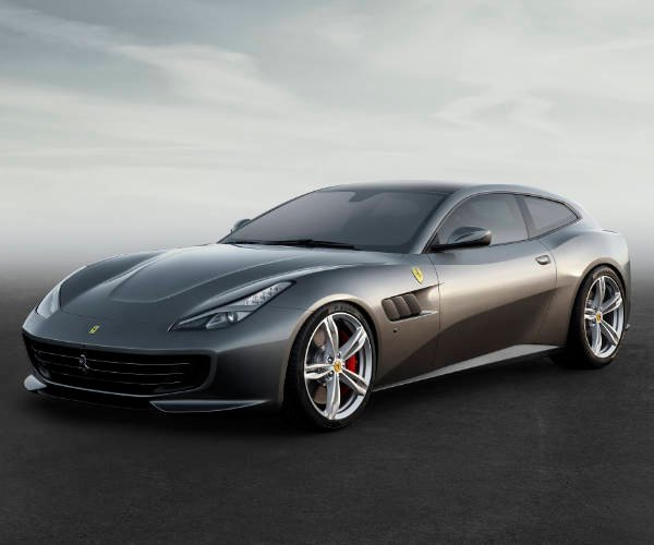 Ferrari Introduces FF Replacement – The GTC4Lusso