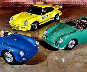 Jerry Seinfeld Puts 16 Porsches on the Auction Block