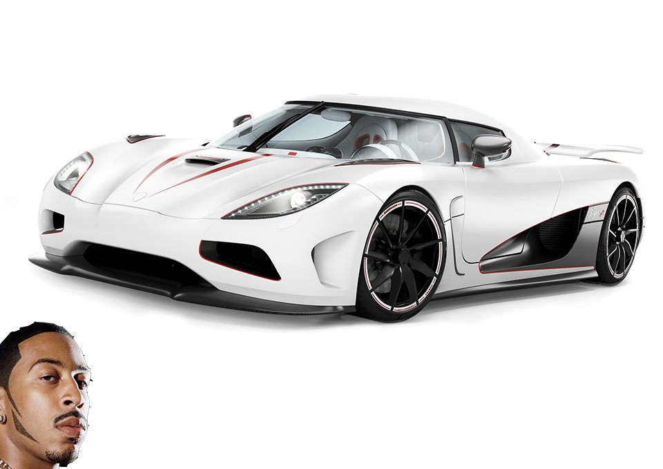 Koenigsegg Agera R Says Move B*tch, Get out the Way
