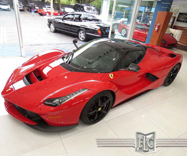 Used Ferrari LaFerrari Demands $4.7 million