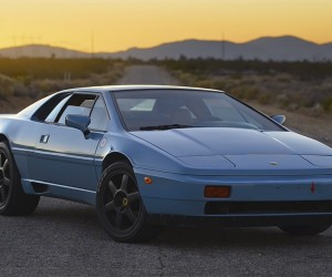 This Modified Lotus Esprit is Lighter and Awesomer
