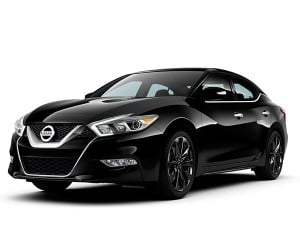 2016 Maxima SR Midnight Edition Packs Style, Value