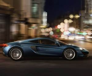 McLaren 570GT Keeps the Power, ups the Luxury & Comfort