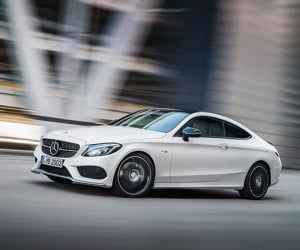 2017 Mercedes-AMG C43 Coupe Packs 362 hp, AWD
